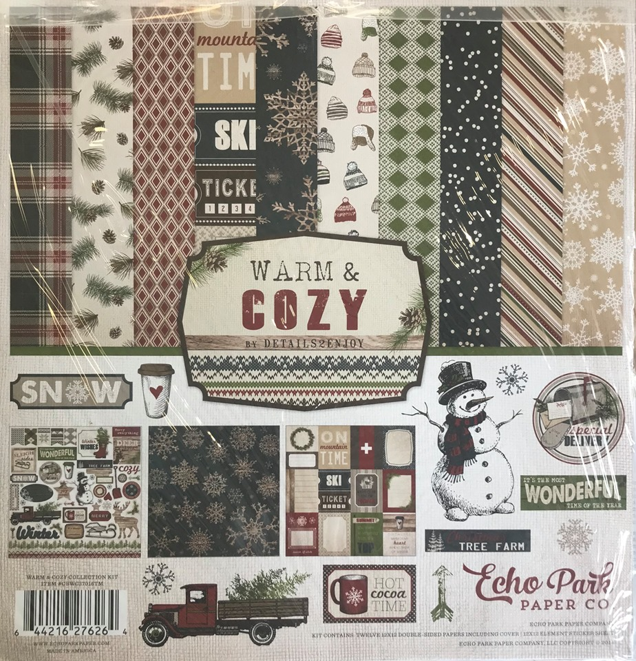 Warm & Cozy Collection Kit