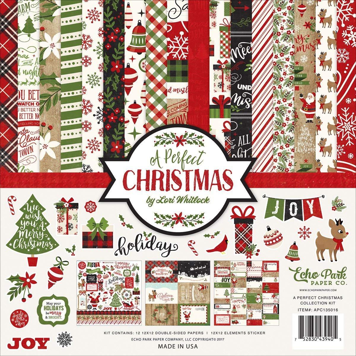 A Perfect Christmas Collection Kit