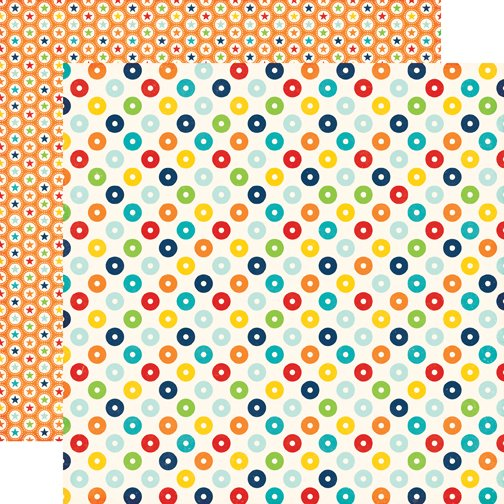 Little Man Dots Paper