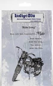 Long Ride Stamp Set