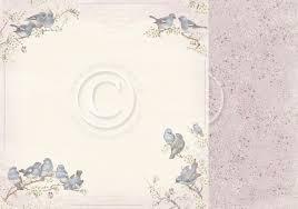 New Beginnings Bird Song Paper