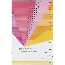 Genesis Devotional Idea Booklet