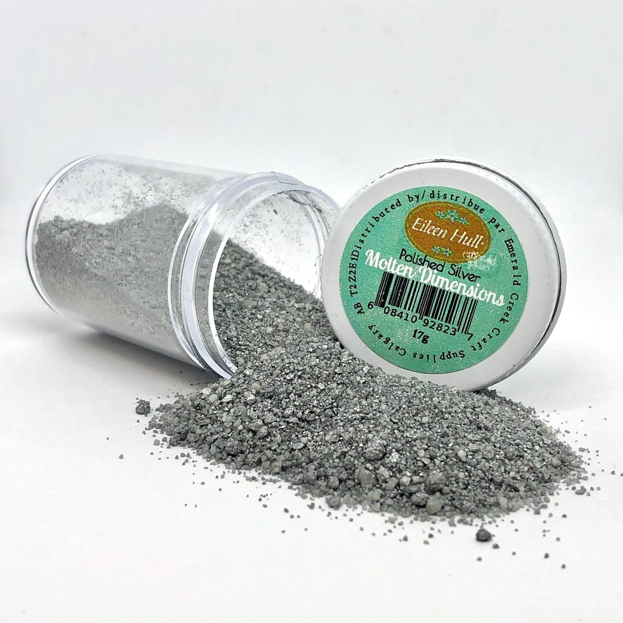 Molten Dimension Polished Silver Embossing Powder