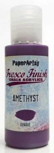 Fresco Finish Amethyst