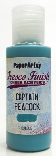 Fresco Finish Captain Peacock