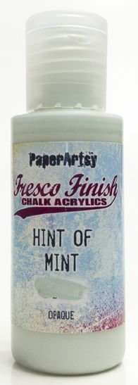 Fresco Finish Hint Of Mint