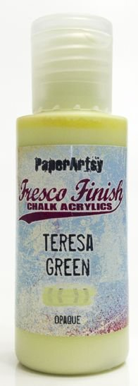 Fresco Finish Teresa Green