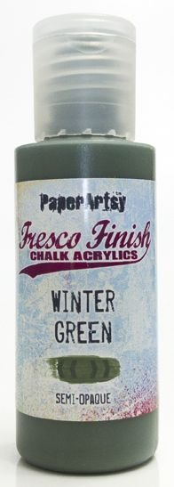 Fresco Finish Winter Green