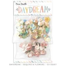 Daydream Sequins & Flowers