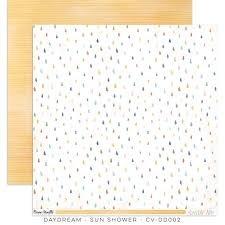 Daydream Sun Shower Paper
