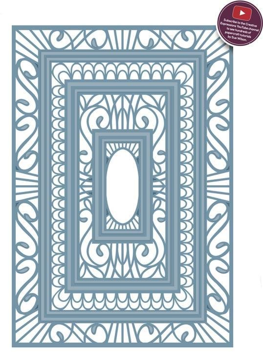 Indian Ocean Collection Background Die