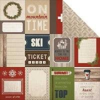 Warm & Cozy 3x4 Journaling Cards