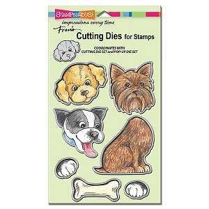 Pop Up Puppies Die Cut Set