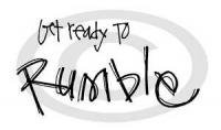Get Ready to Rumble Stamp