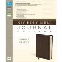 Holy Bible Journal Edition