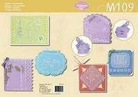Summer Garden Pergamano Pattern Booklet M109