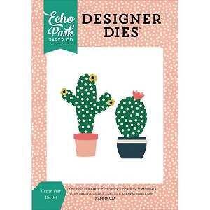 Cactus Pair Die Set