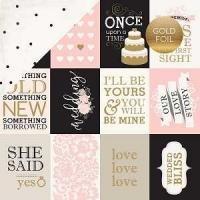 Wedding Bliss Journaling Cards