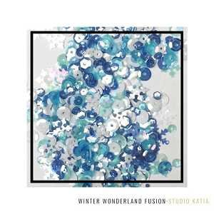 Winter Wonderland Fusion Sequins