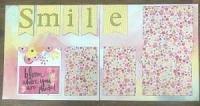 Scrapbook Kit - Smile