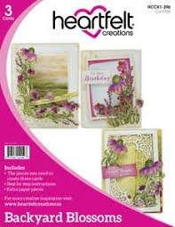 Backyard Blossoms Card Kit