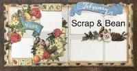 Scrapbook Kit Seasons February