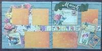 Scrapbook Kit Seasons March