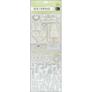 Wedding Flip Pack Stickers