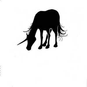 Unicorn 2 Stamp