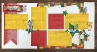 Scrapbook Kit - Robot Lego