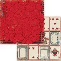 Land of Wonder Roses Paper