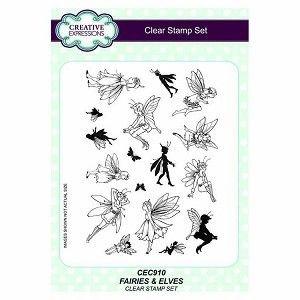 Fairies & Elves Stamp Set