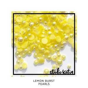 Lemon Burst Pearls