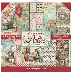 Alice Paper Pad 8 X 8