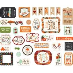 My Favorite Fall Ephemera Icons