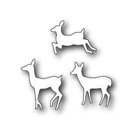 Valley Deer Trio Die Set