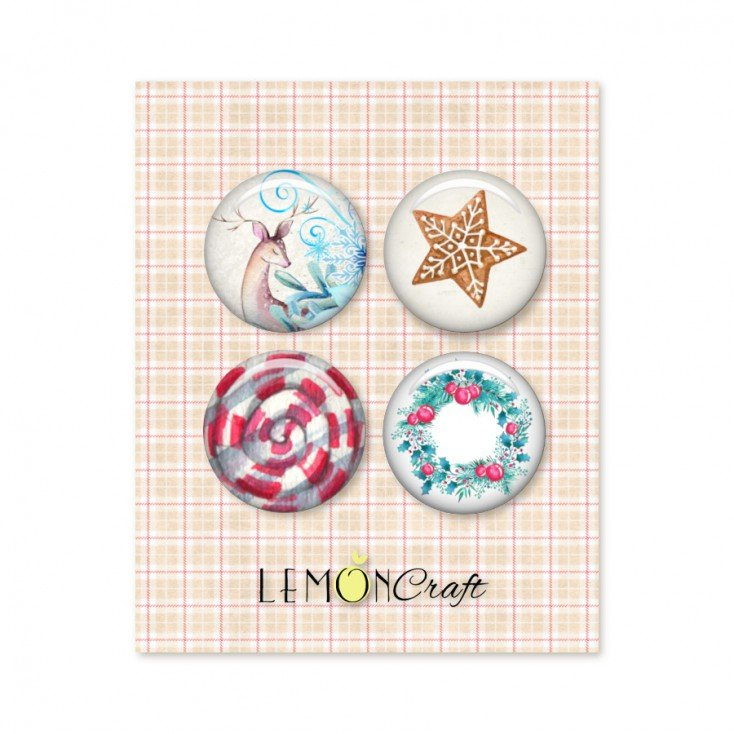 Joy To The World Buttons