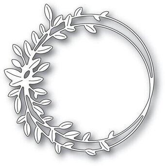 Jovial Wreath Die