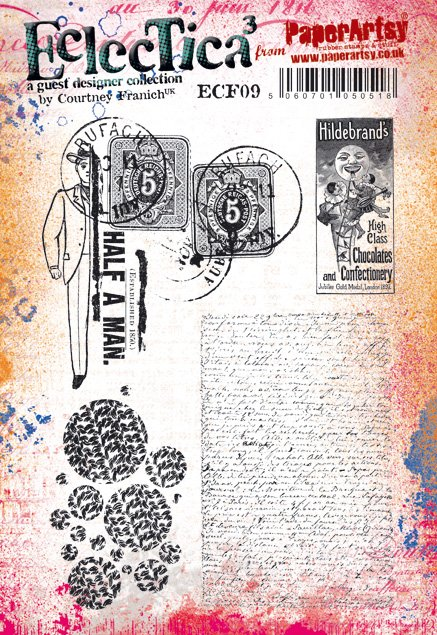 ECF09 Stamp Set