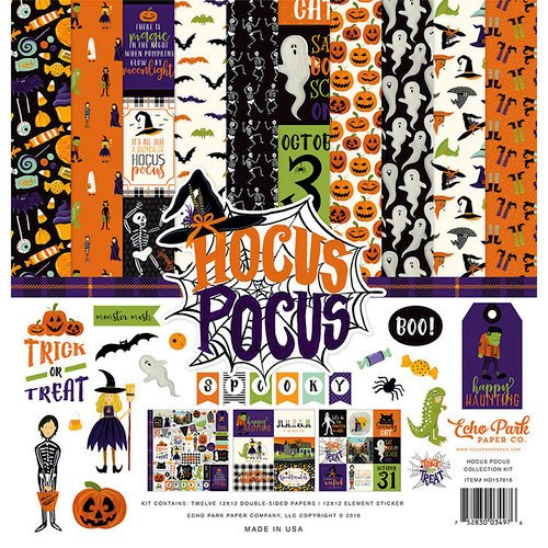 Hocus Pocus Collection Kit
