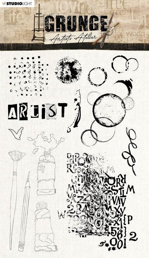 Studio Light Stamp NR. 33