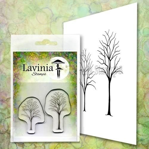 Small Trees Stamp