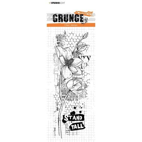 Stand Tall Grunge Stamp