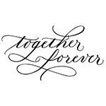 Together Forever Stamp