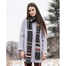 21 Color Scarf -Pattern
