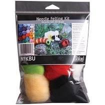 Needle Felting Kit - Bugs - Ashford