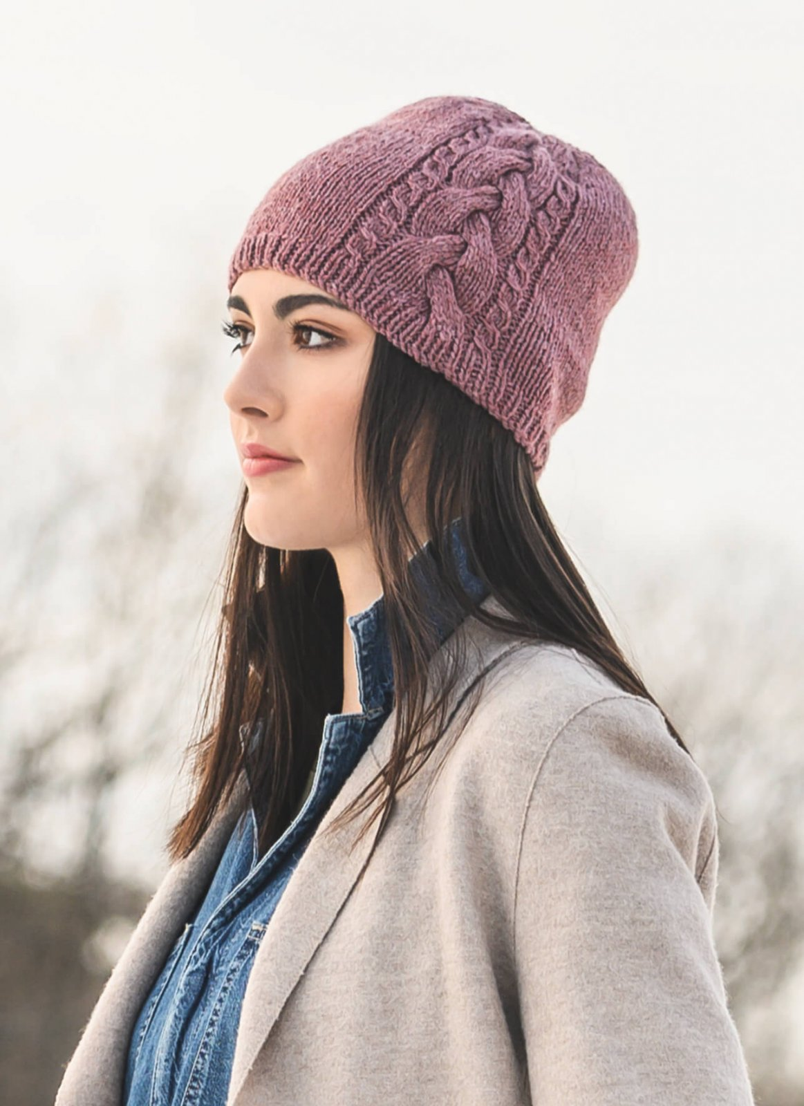Claremont Cabled Hat