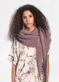Crosby Crochet Wrap