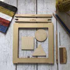 Weaving Frame- Purl and Loop