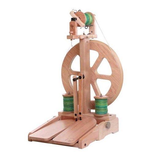 Kiwi Spinning Wheel